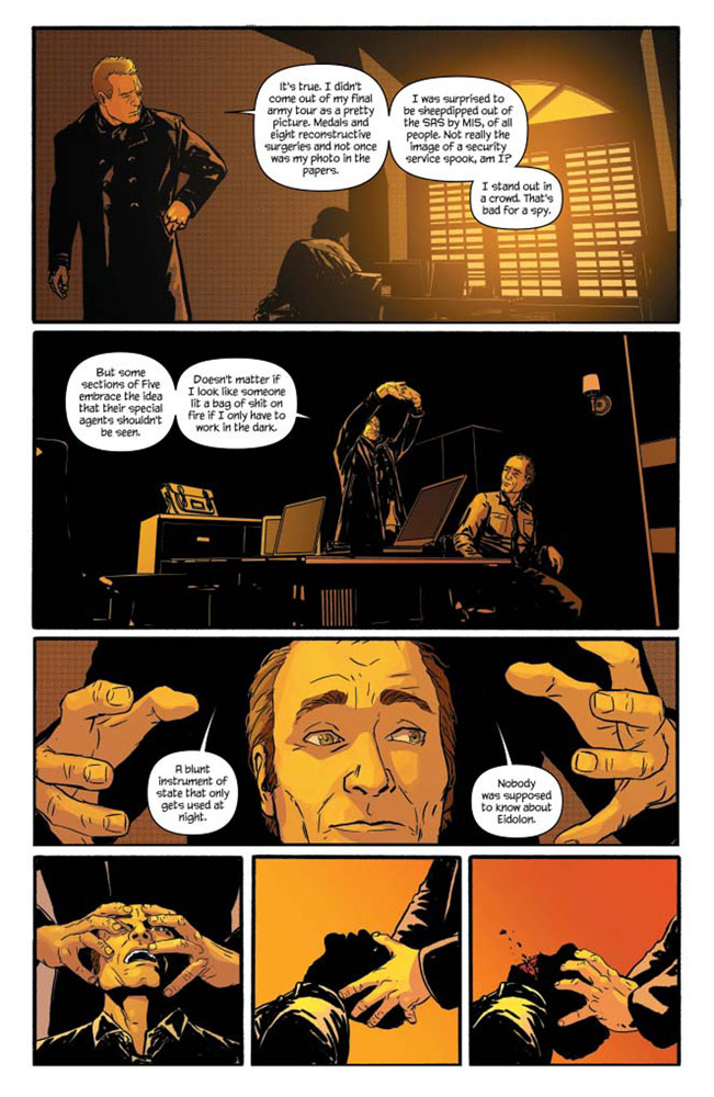 James Bond Vol. 02: Eidolon HC  - Dynamite