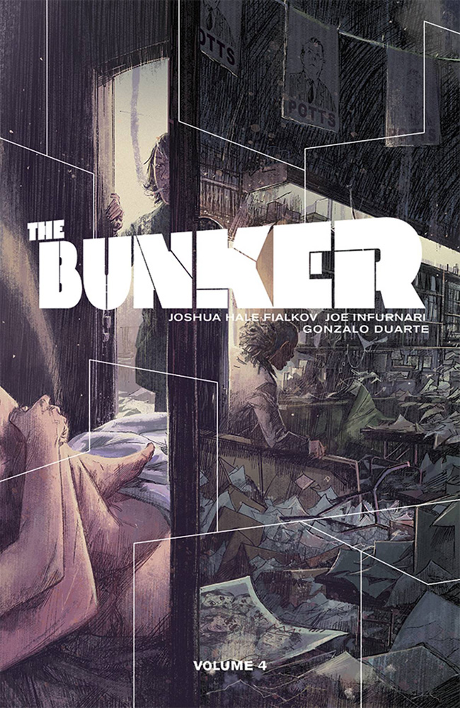 Image: Bunker Vol. 04 SC  - Oni Press Inc.