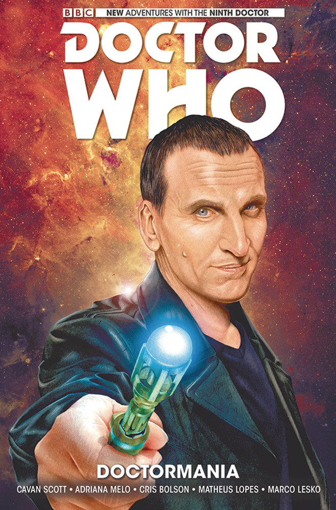 Image: Doctor Who: 9th Doctor Vol. 02 - Doctormania SC  - Titan Comics