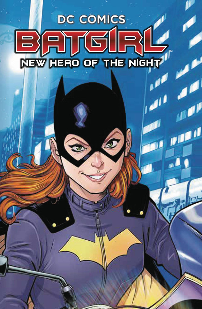 Image: DC Comics Backstories: Batgirl - New Hero of the Night SC  - Scholastic Inc.