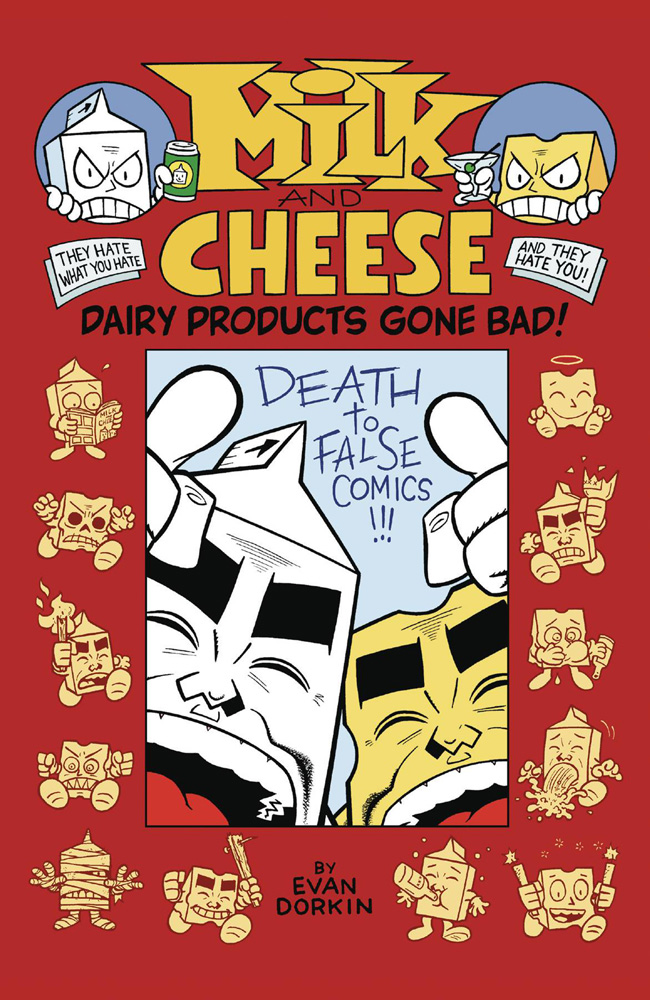 Image: Milk and Cheese: Dairy Products Gone Bad SC  - Dark Horse Comics