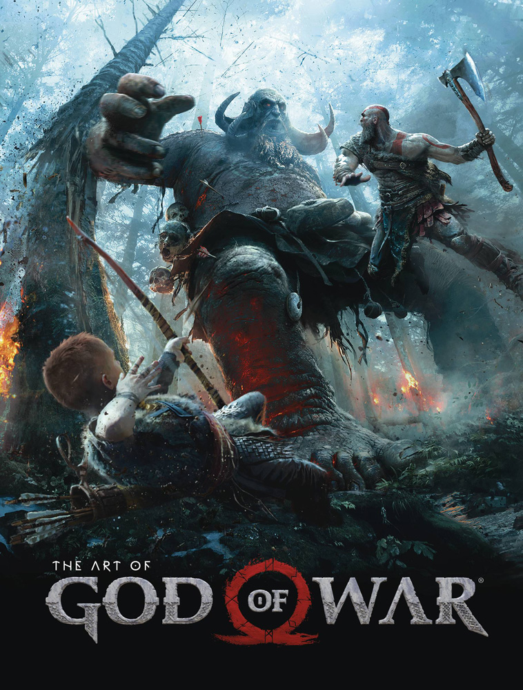 Image: Art of God of War HC  - Dark Horse Comics