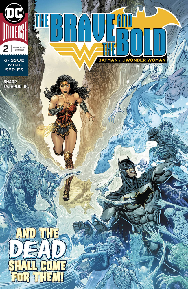 Image: Brave and The Bold: Batman and Wonder Woman #2  [2018] - DC Comics