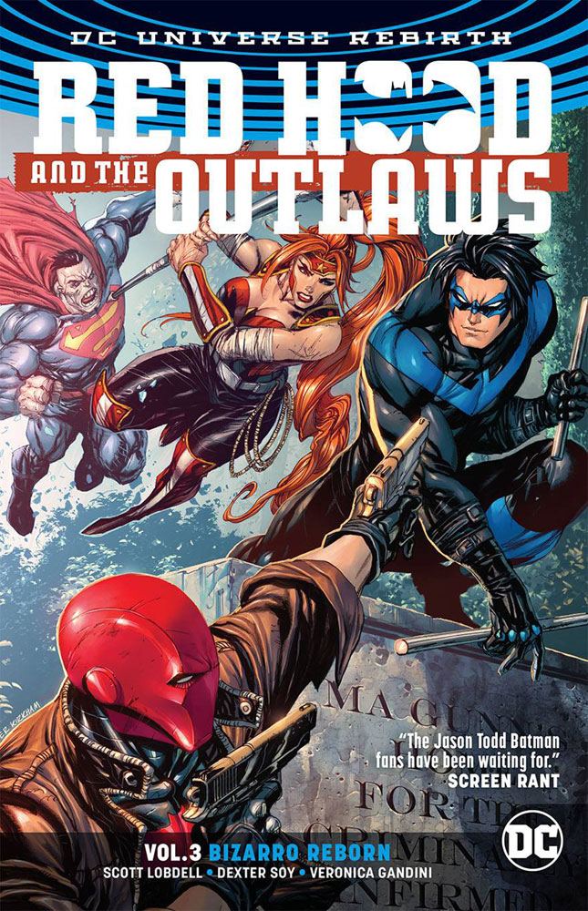 Image: Red Hood and the Outlaws Vol. 03: Bizarro Reborn SC  - DC Comics