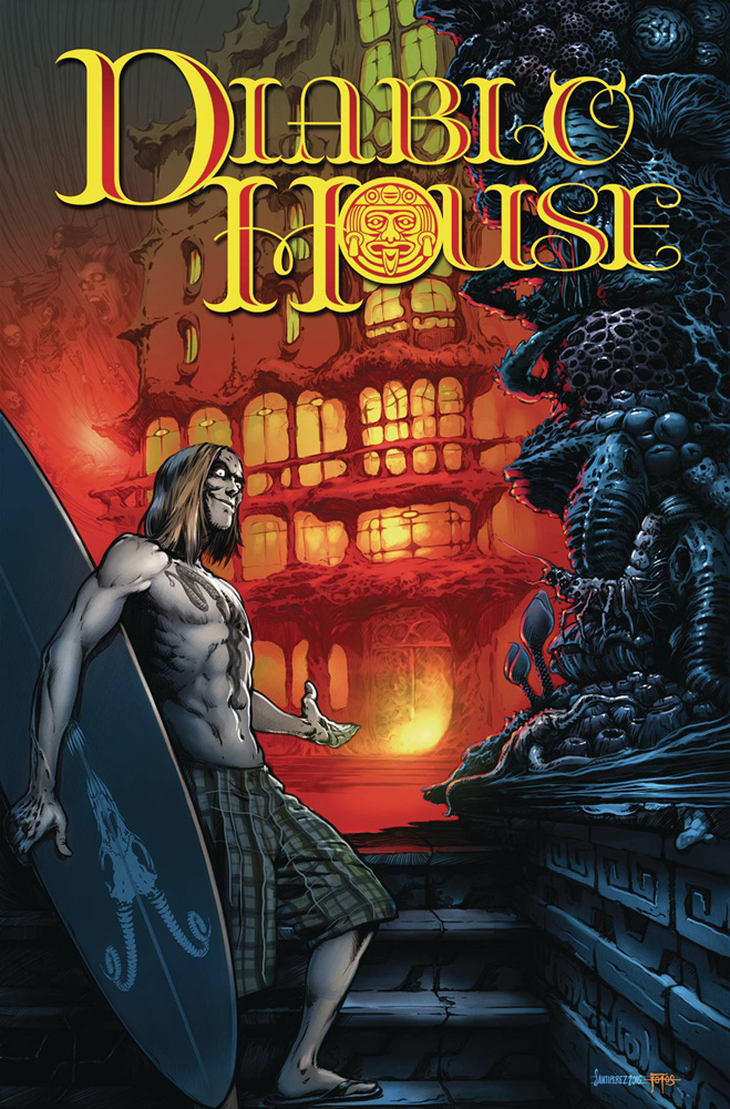 Image: Diablo House SC  - IDW Publishing