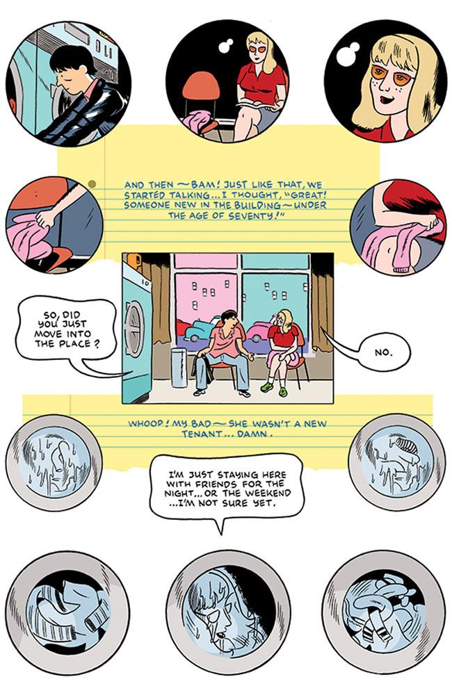 Dry County #1 (Web Super Special)  [2018] - Image Comics