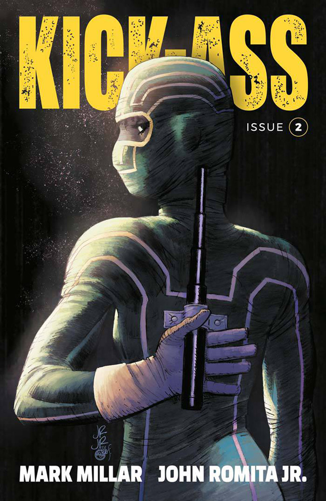 Image: Kick-Ass #2 (cover A - Romita Jr.)  [2018] - Image Comics