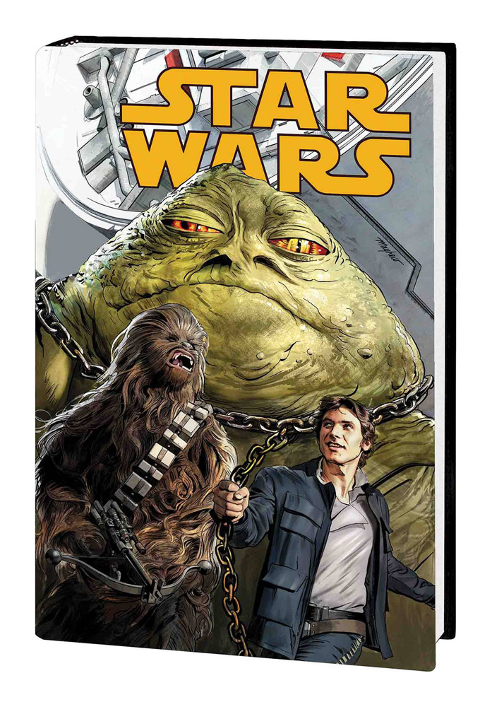 Image: Star Wars Vol. 03 HC  - Marvel Comics