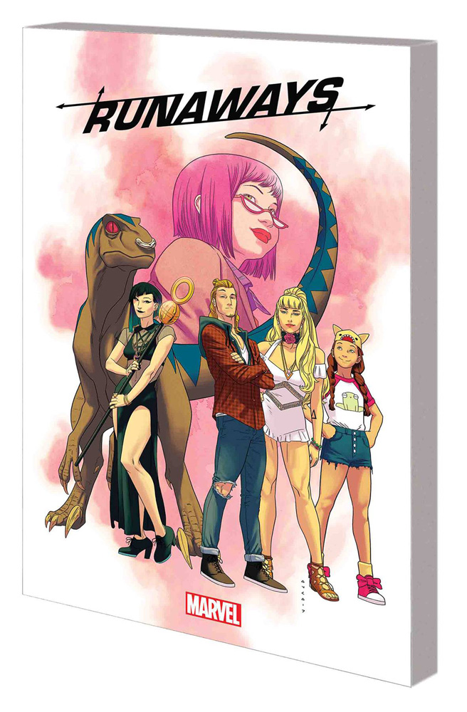 Image: Runaways by Rainbow Rowell Vol. 01: Find Your Way Home SC  - Marvel Comics