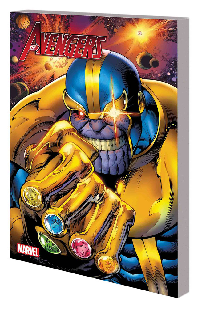 Image: Avengers vs. Thanos SC  - Marvel Comics