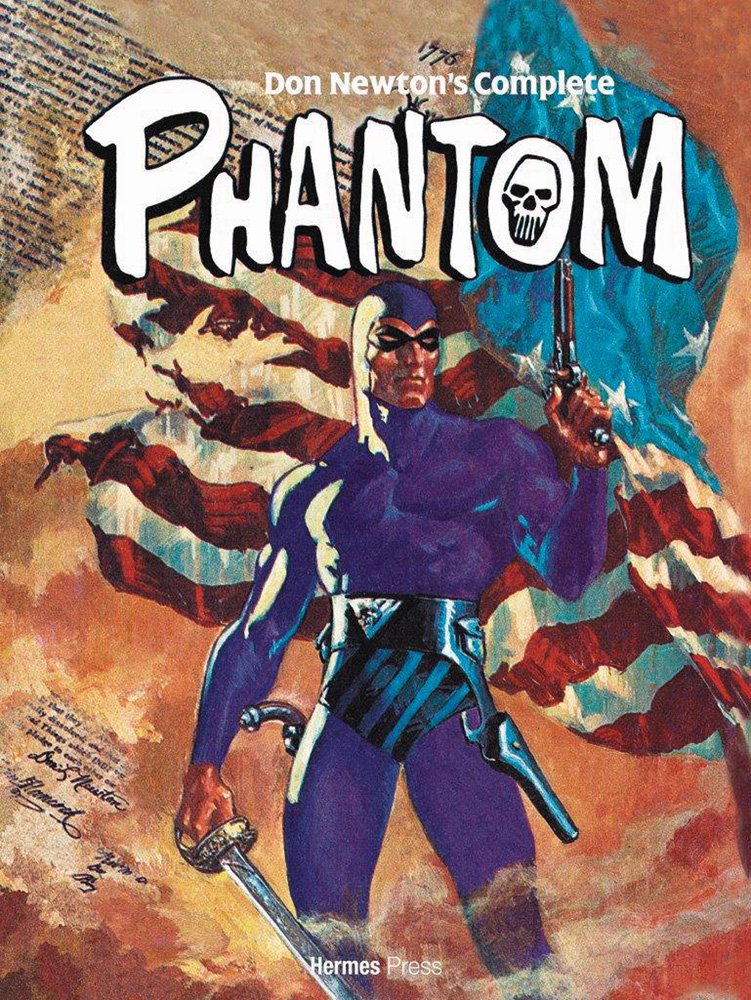 Image: Don Newton's Complete The Phantom HC  - Hermes Press