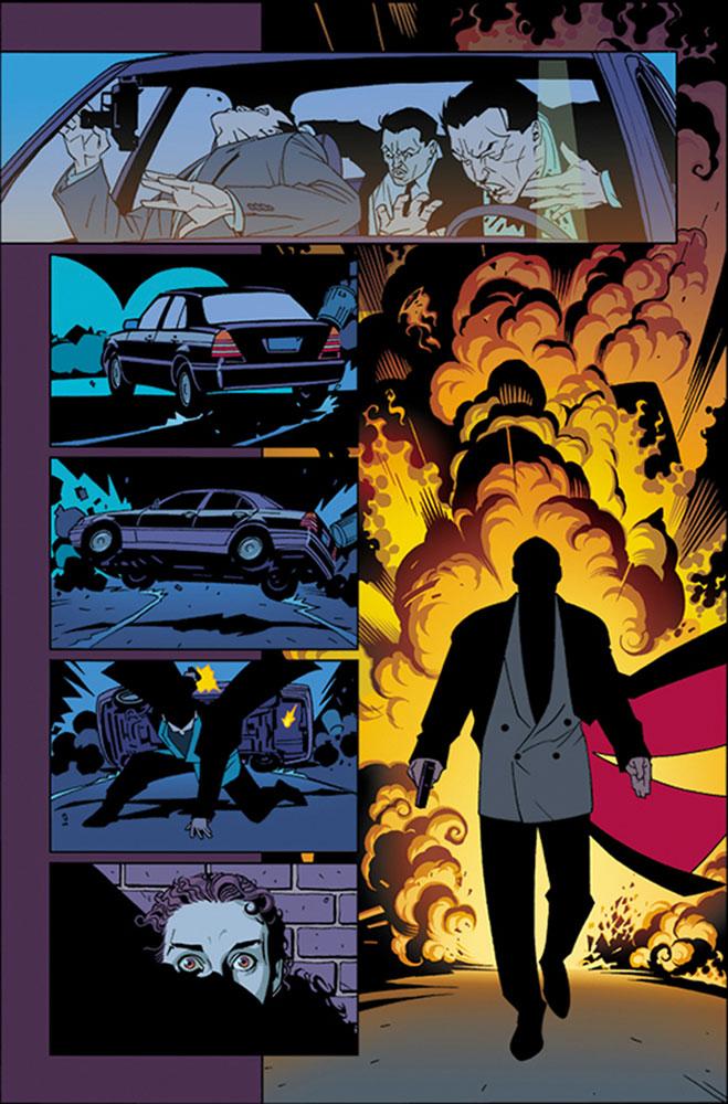 Matador Vol. 01 SC  - Image Comics