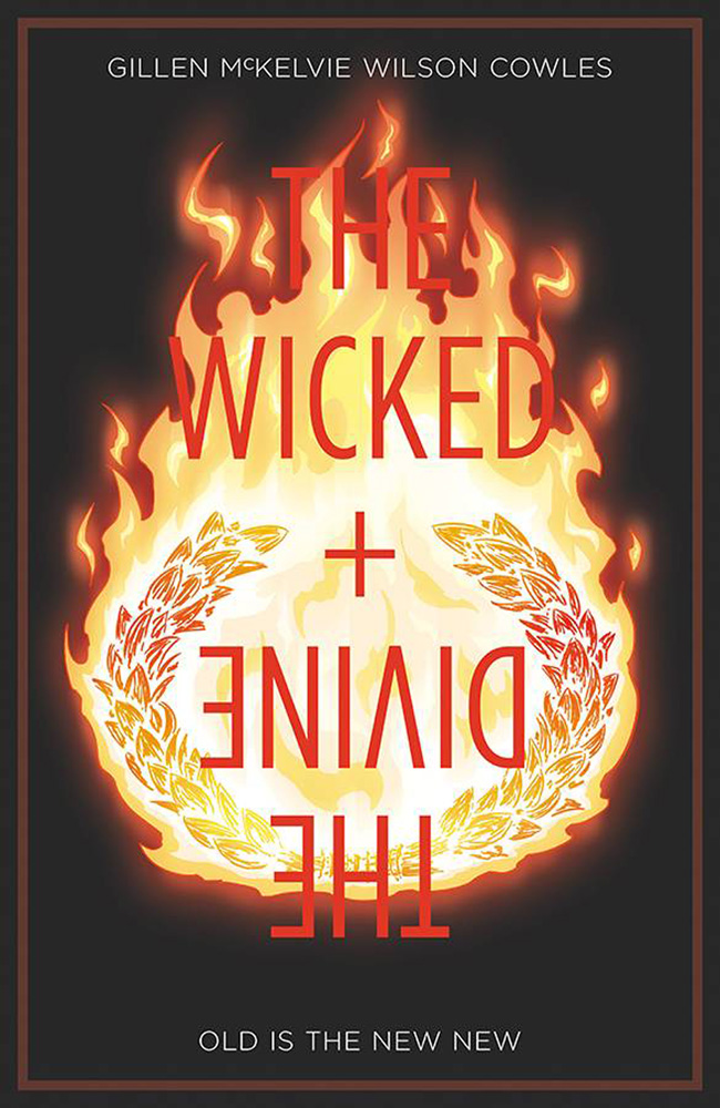 Image: Wicked & Divine Vol. 08: Old Is the New New SC  - Image Comics