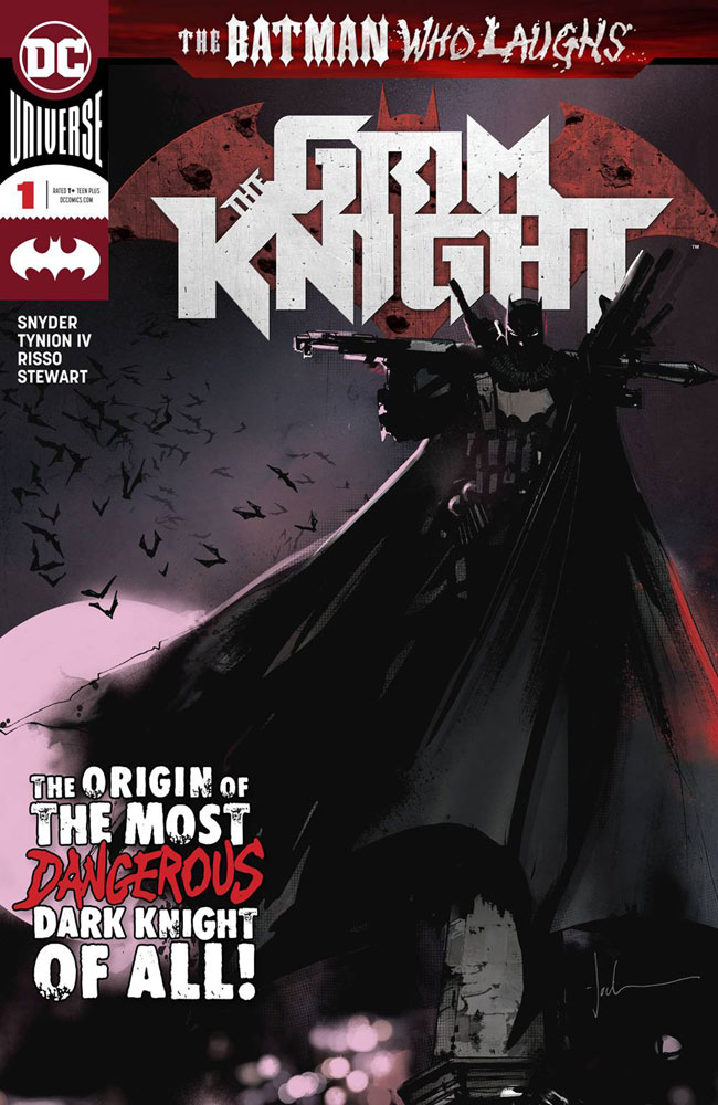 Image: Batman Who Laughs: The Grim Knight #1 - DC Comics