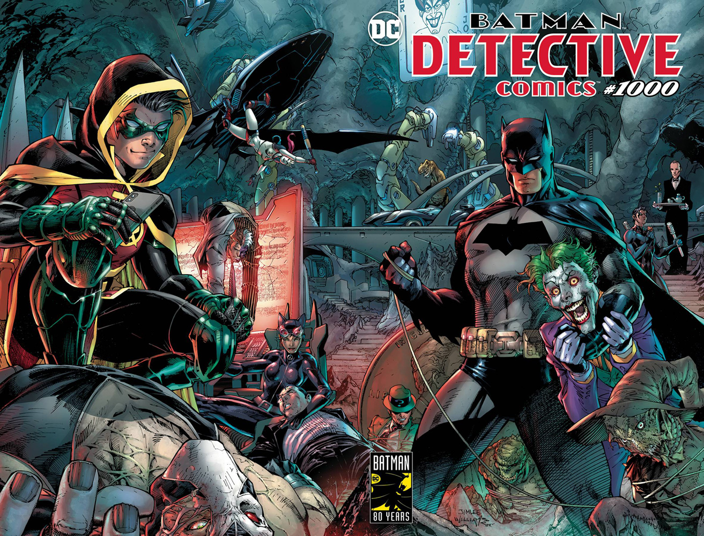 Detective Comics #1,000