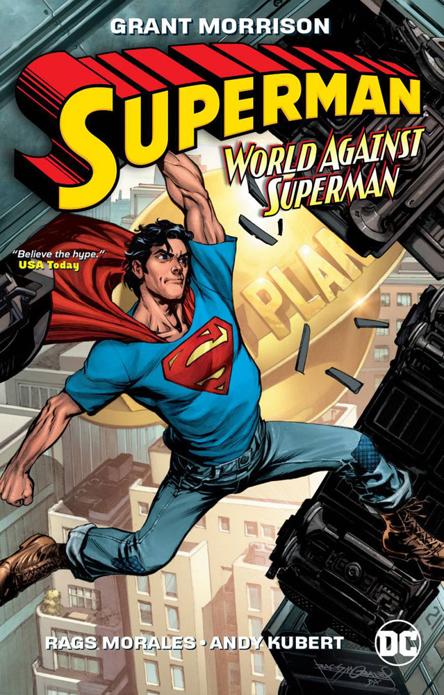 Image: Superman: World Against Superman SC  - DC Comics