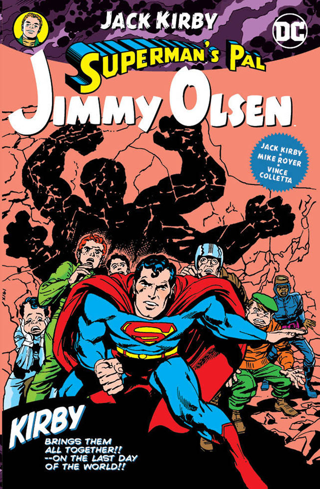 Superman's Pal Jimmy Olsen by Jack Kirby