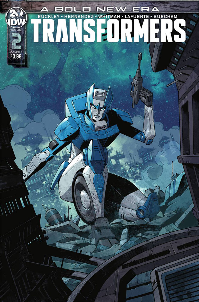 Image: Transformers #2 (cover A - Daniel) - IDW Publishing