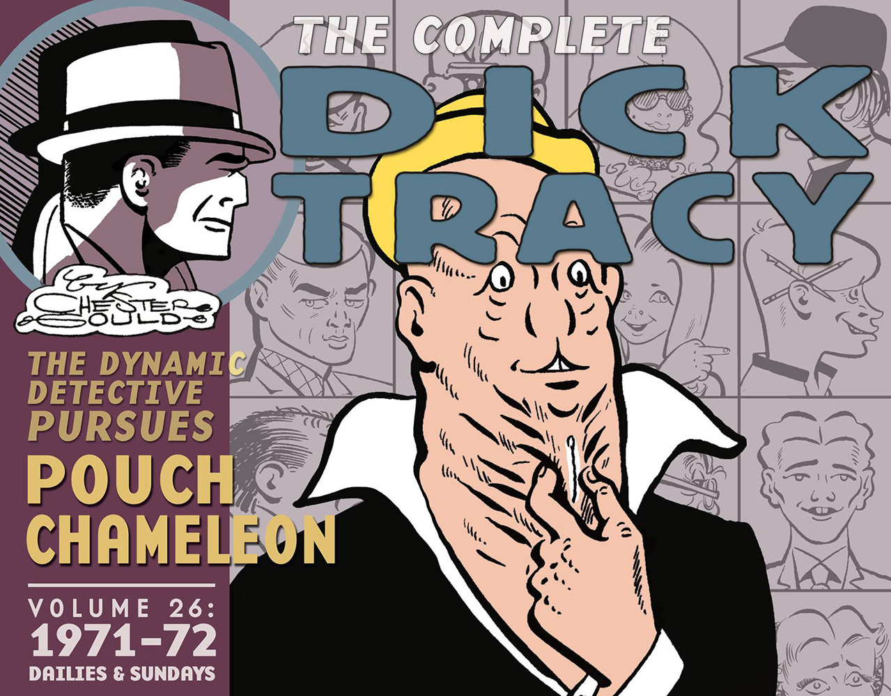 Image: Complete Chester Gould Dick Tracy Vol. 26 HC  - IDW Publishing
