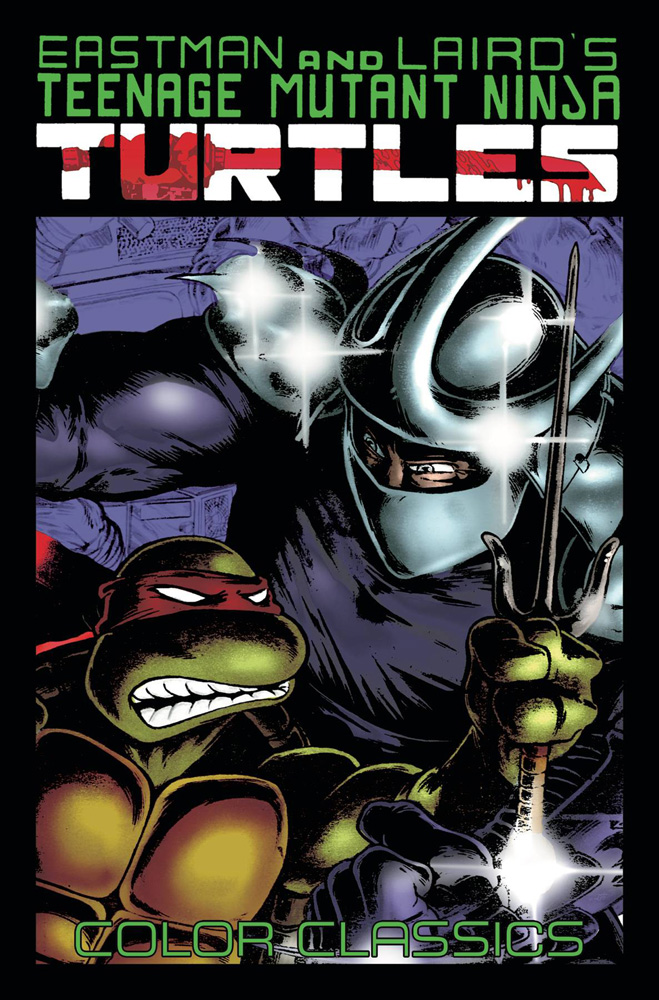 Image: Teenage Mutant Ninja Turtles Color Classics Vol. 02 SC  - IDW Publishing
