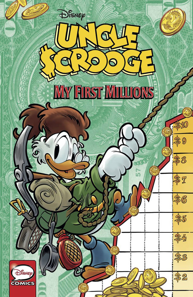Image: Uncle Scrooge: My First Millions SC  - IDW Publishing