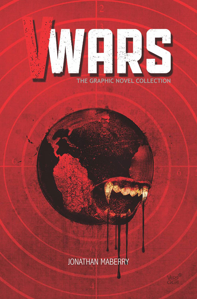 Image: V-Wars: The Graphic Novel Collection SC  - IDW Publishing
