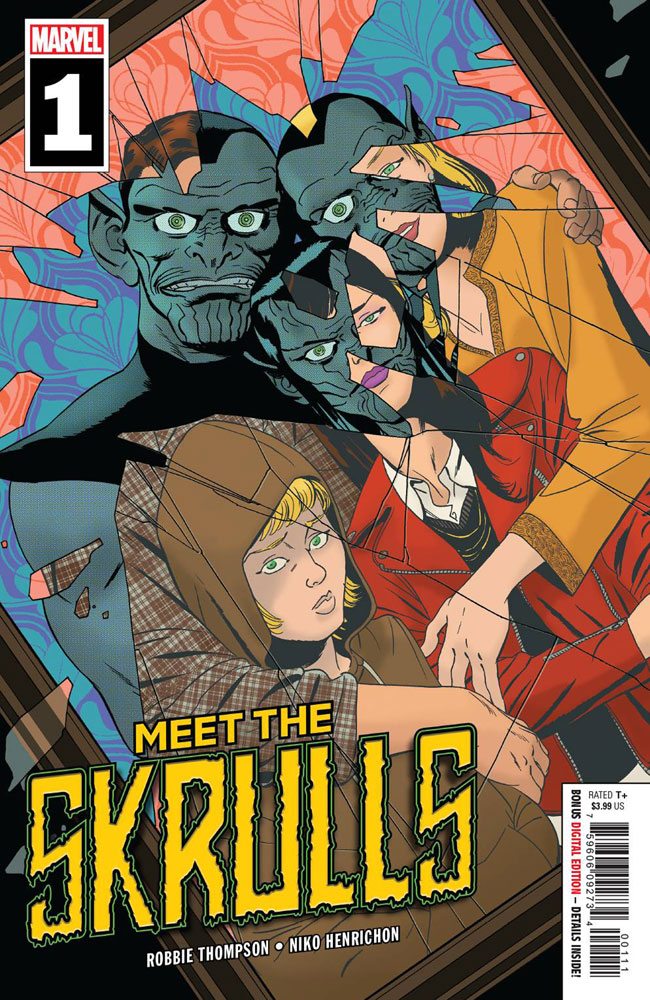 Meet The Skrulls #1