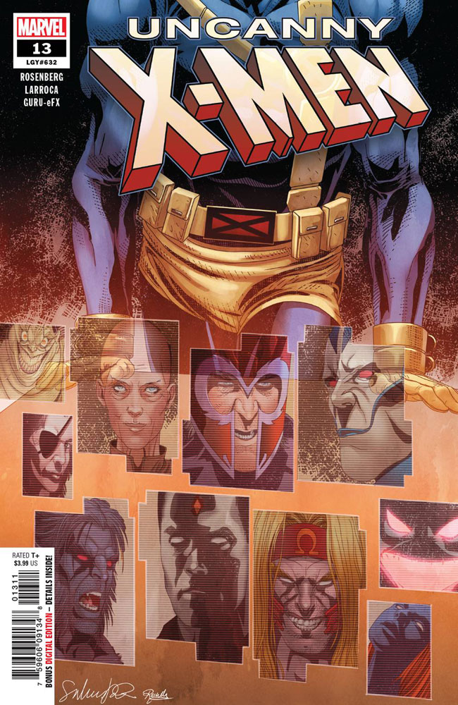 Image: Uncanny X-Men #13 - Marvel Comics