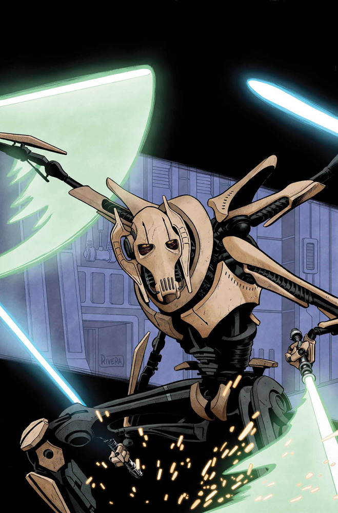 Image: Star Wars: Age of Republic - General Grievous #1 - Marvel Comics
