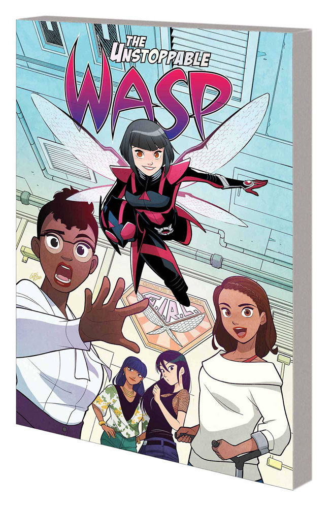 Image: Unstoppable Wasp: Unlimited Vol. 01 - Fix Everything SC  - Marvel Comics