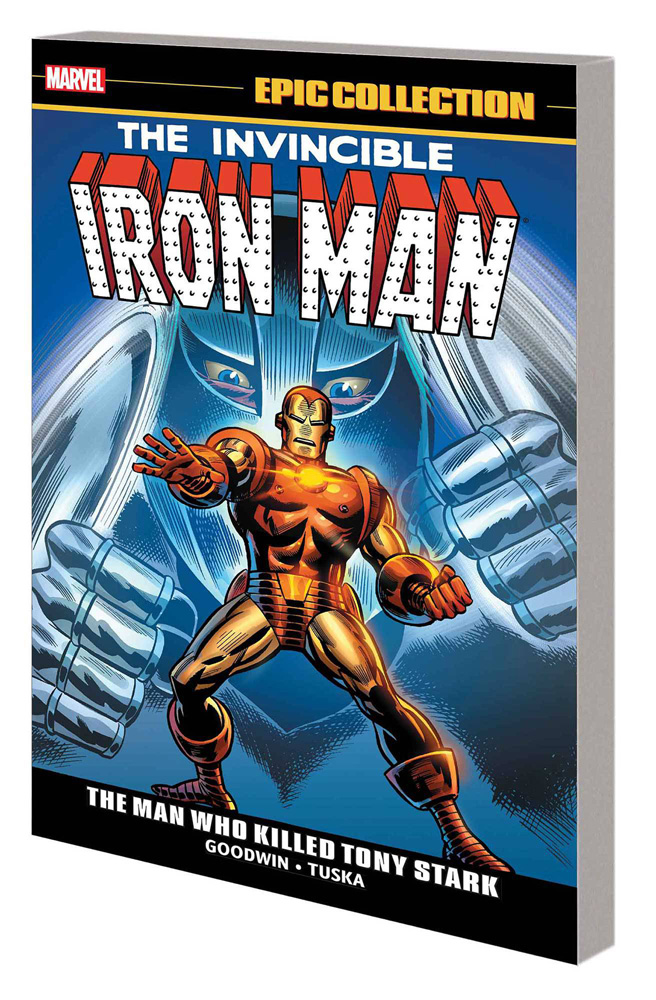 Image: Iron Man Epic Collection: The Man Who Killed Tony Stark SC  - Marvel Comics