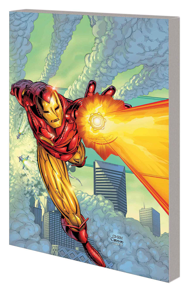 Image: Iron Man: Heroes Return - The Complete Collection Vol. 01 SC  - Marvel Comics