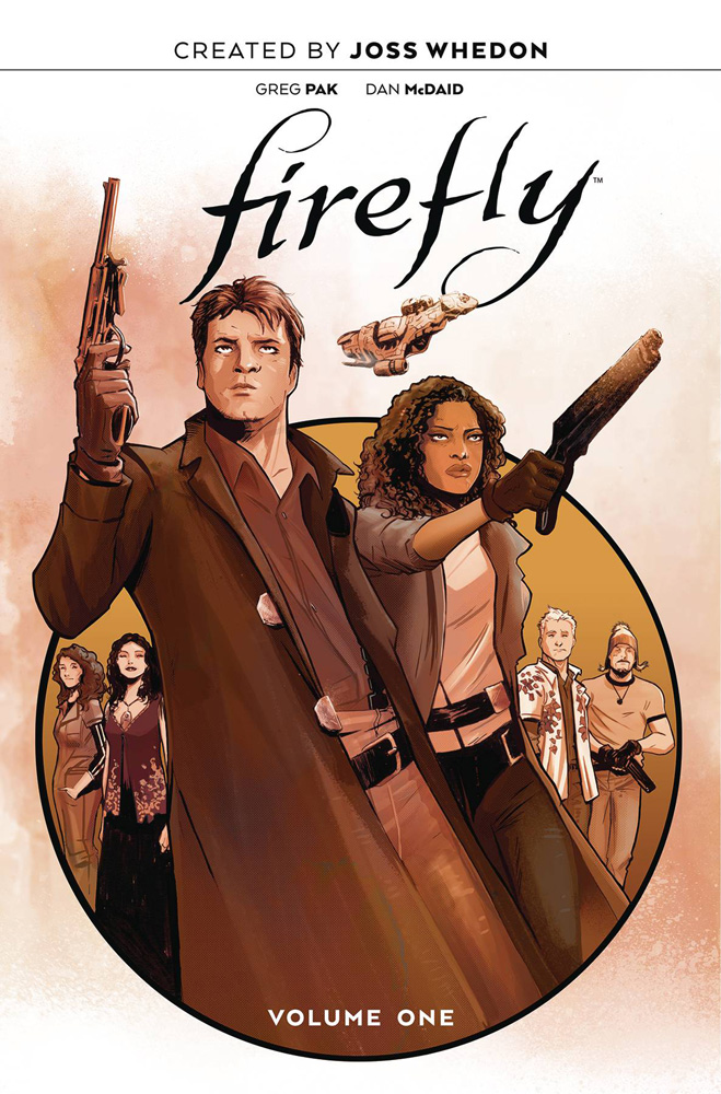 Image: Firefly: The Unification War Vol. 01 HC  - Boom! Studios