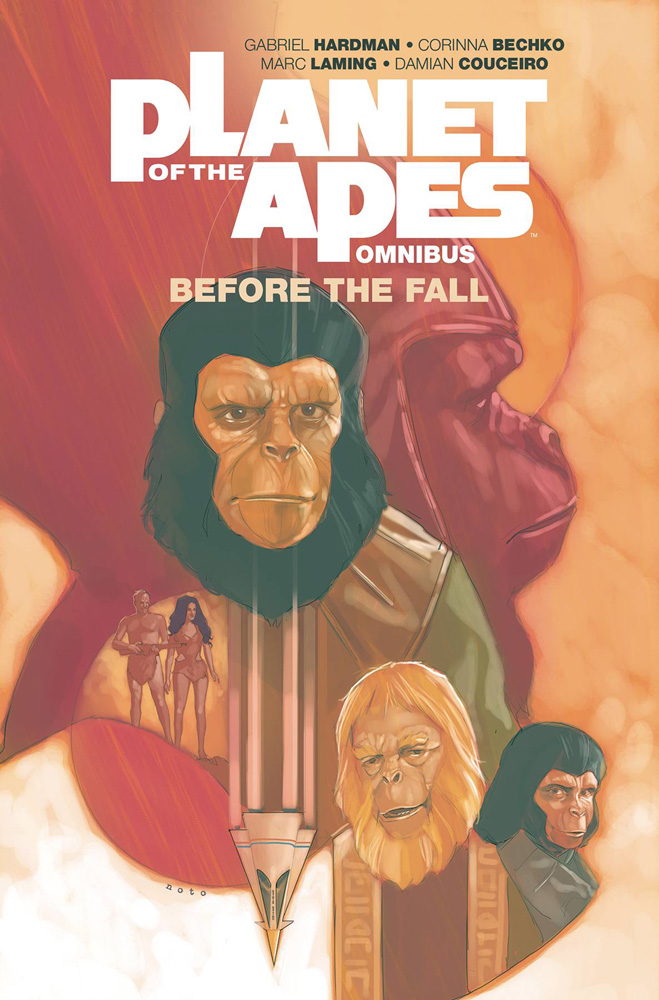 Image: Planet of the Apes Omnibus: Before the Fall SC  - Boom! Studios