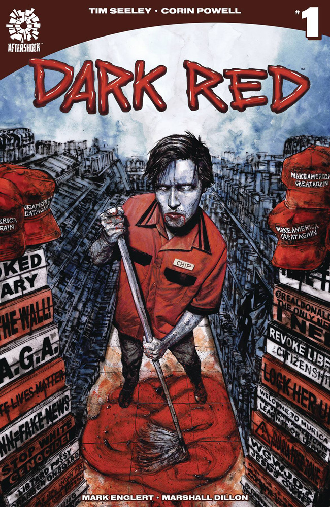 Image: Dark Red #1 - Aftershock Comics