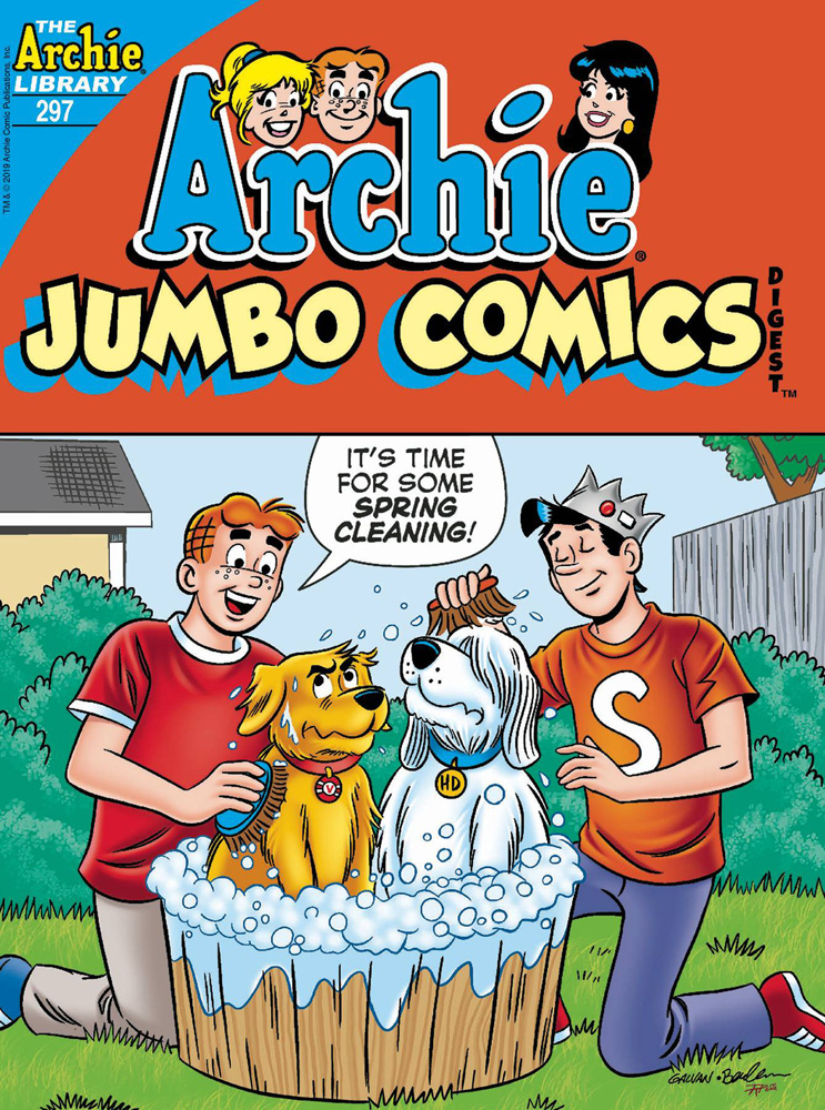 Image: Archie #297 (Jumbo Comics) Double Digest - Archie Comic Publications