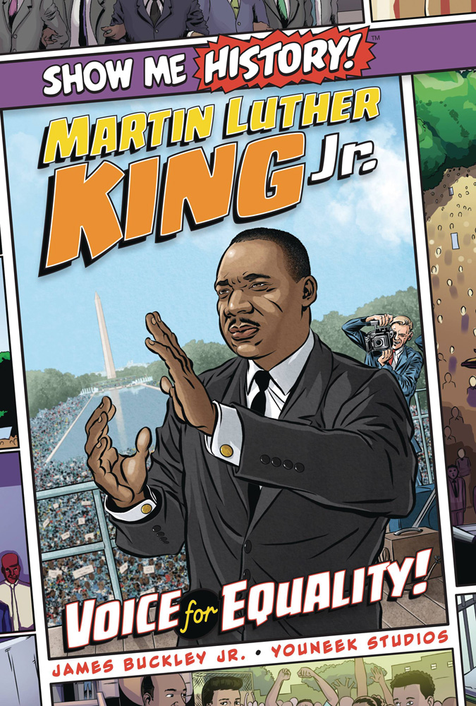 Image: Show Me History!: Martin Luther King - Voice for Equality! HC  - Portable Press