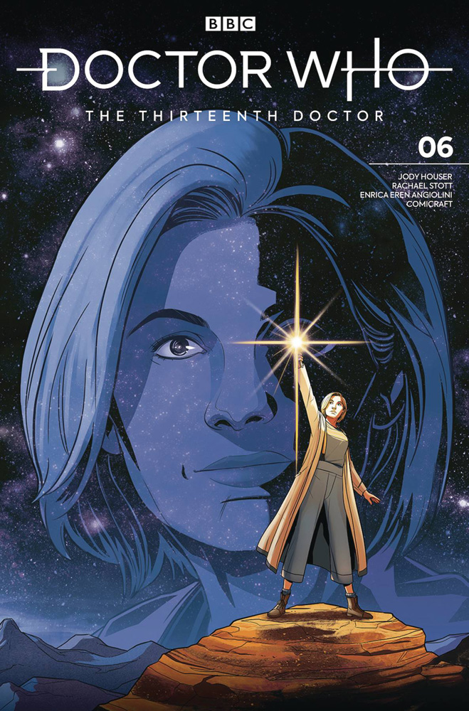 Image: Doctor Who: The Thirteenth Doctor #6 (cover A - Sposito) - Titan Comics
