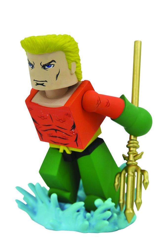 DC Comics Vinimate Vinyl Figure: Aquaman  - Diamond Select Toys LLC