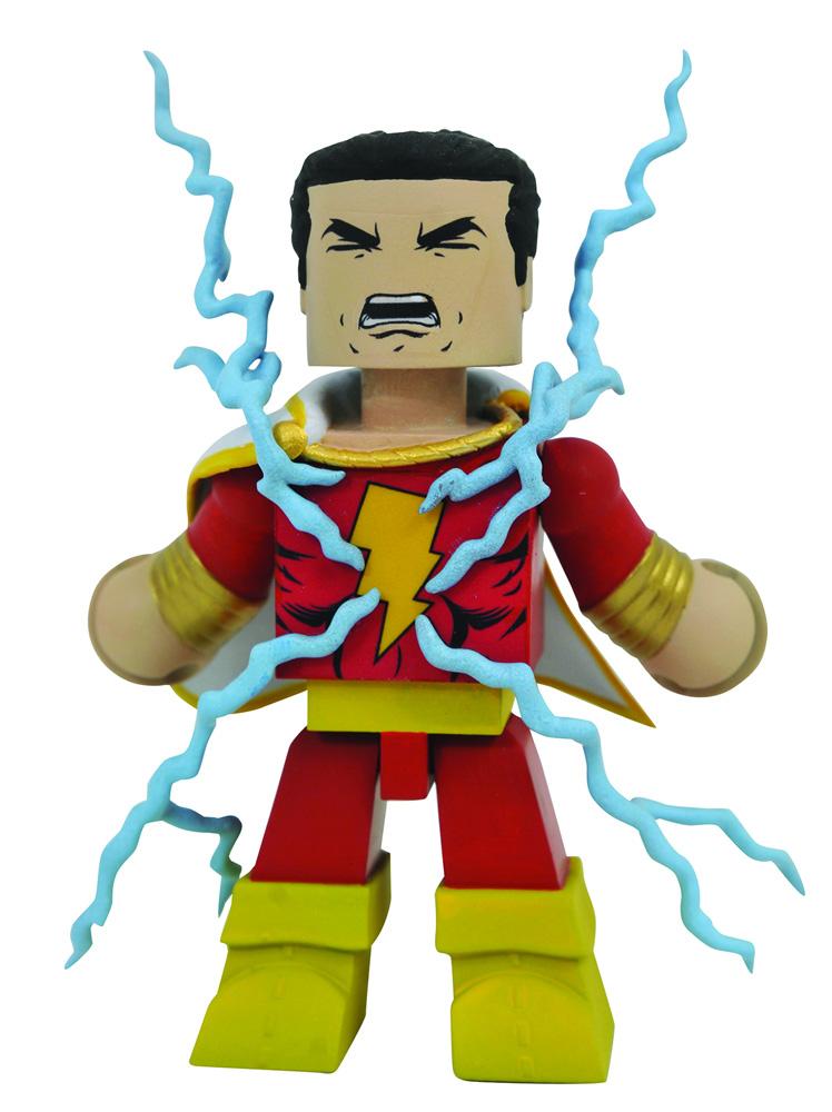 DC Comics Vinimate: Shazam  - Diamond Select Toys LLC