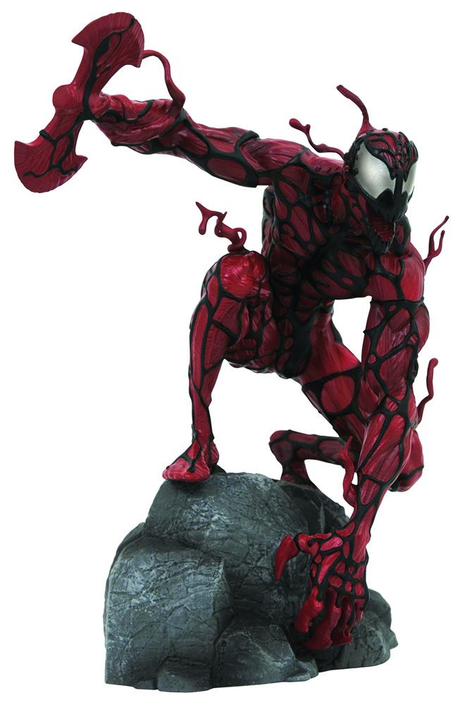 Marvel Gallery PVC Diorama: Carnage  - Diamond Select Toys LLC