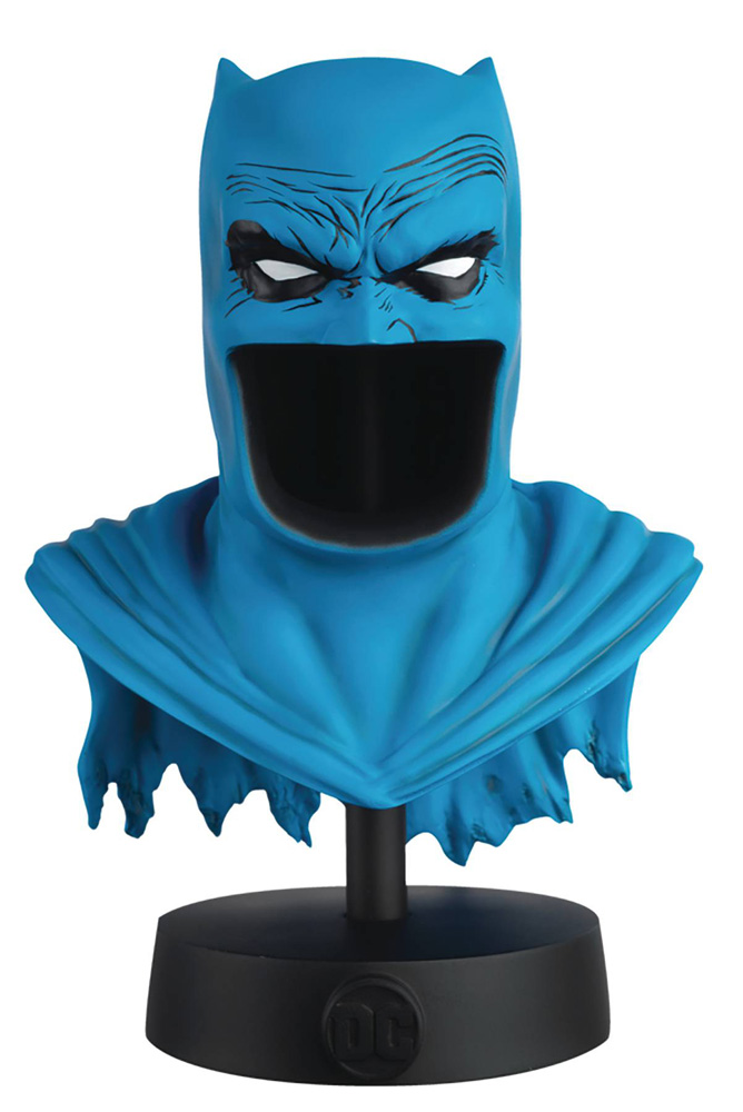 Image: DC Batman Universe Cowl Collectible #2 (Dark Knight Returns) - Eaglemoss Publications Ltd