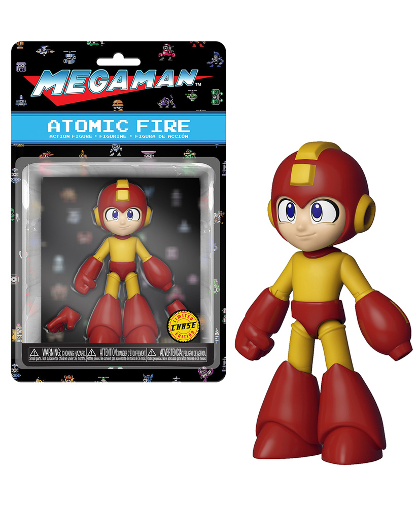 Funko Mega Man Action Figure: Leaf Shield Mega Man  - Funko