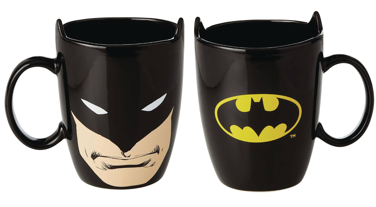 Image: DC Heroes Sculpted Mug: Batman  - Our Name Is Mud