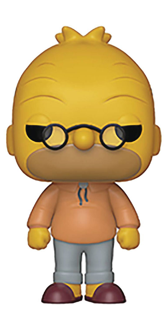 Image: Pop! Animation Vinyl Figure: Simpsons S2 - Abe  -