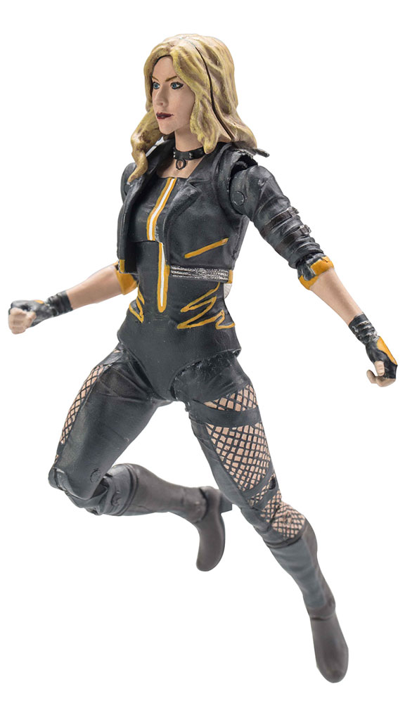 Injustice 2 Figure: Black Canary  (1/18 scale) -