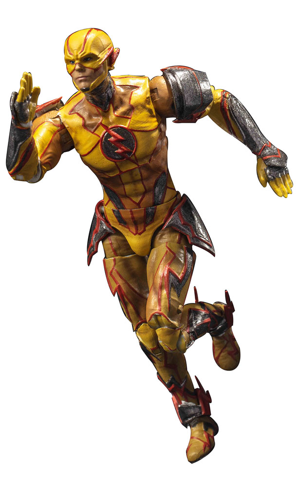 Injustice 2 Figure: Reverse Flash  (1/18 scale) -