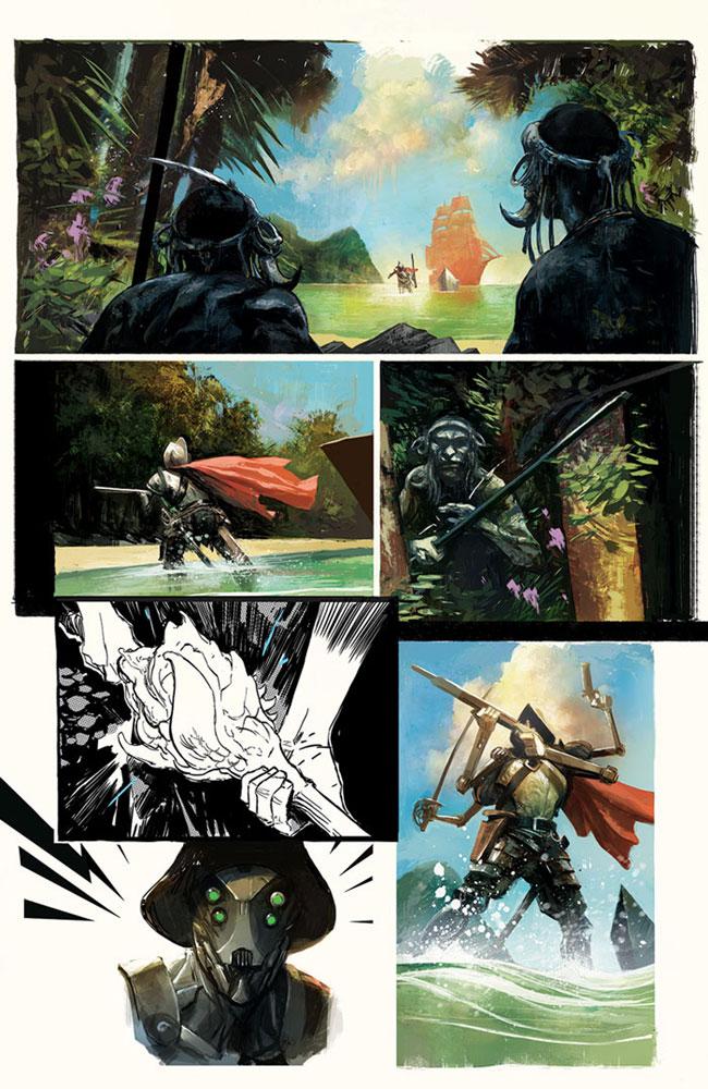 Decorum #1 (cover A)  [2020] - Image Comics