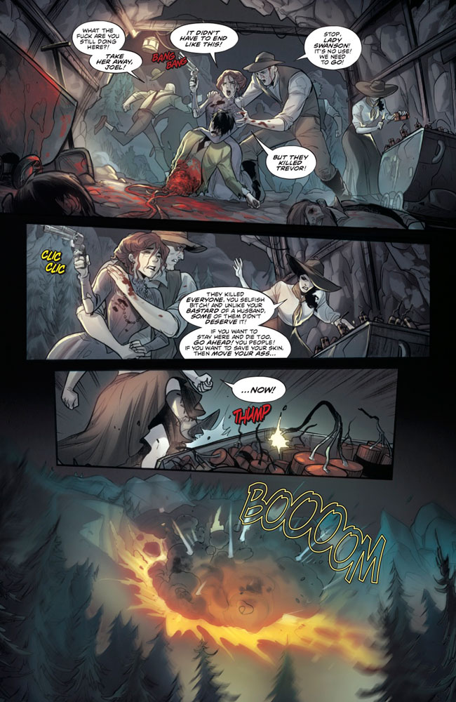 Mercy #1 (cover A - Andolfo)  [2020] - Image Comics