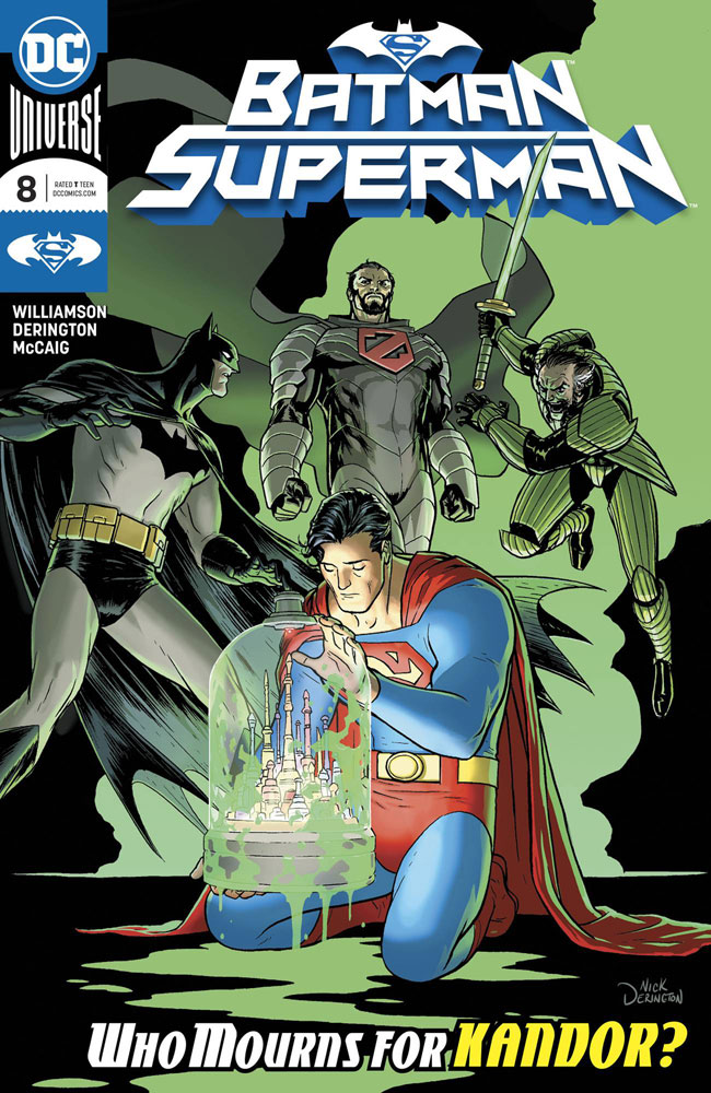 Image: Batman / Superman #8  [2020] - DC Comics